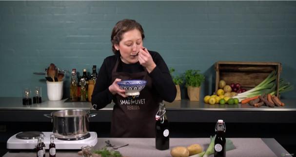 Se, duft, smag: Hvis du er i tvivl, kan sanserne hjælpe dig til at vurdere madens friskhed. Foto: Maria Fast Lindegaard