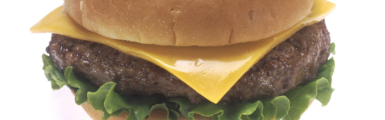 Cheeseburger. Foto: Renee Comet / Wikimedia Commons