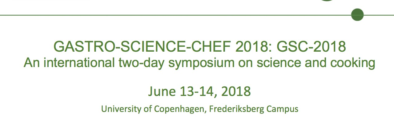GASTRO-SCIENCE-CHEF 2018
