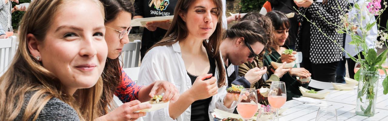 Små mængder umamirige madvarer kan gøre de grønne madvaner holdbare i længden, skriver gastrofysikerne Ole G. Mouritsen og Charlotte Vinther Schmidt. Foto: Julia Sick