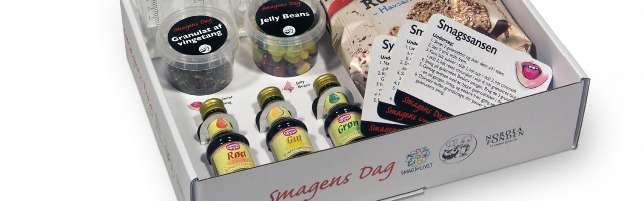 Foto: Smagekit til Smagens Dag