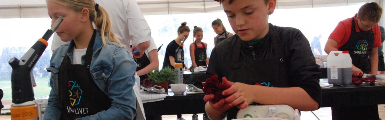 Aarhus Food Festival: Skærp dine kokkeskills.