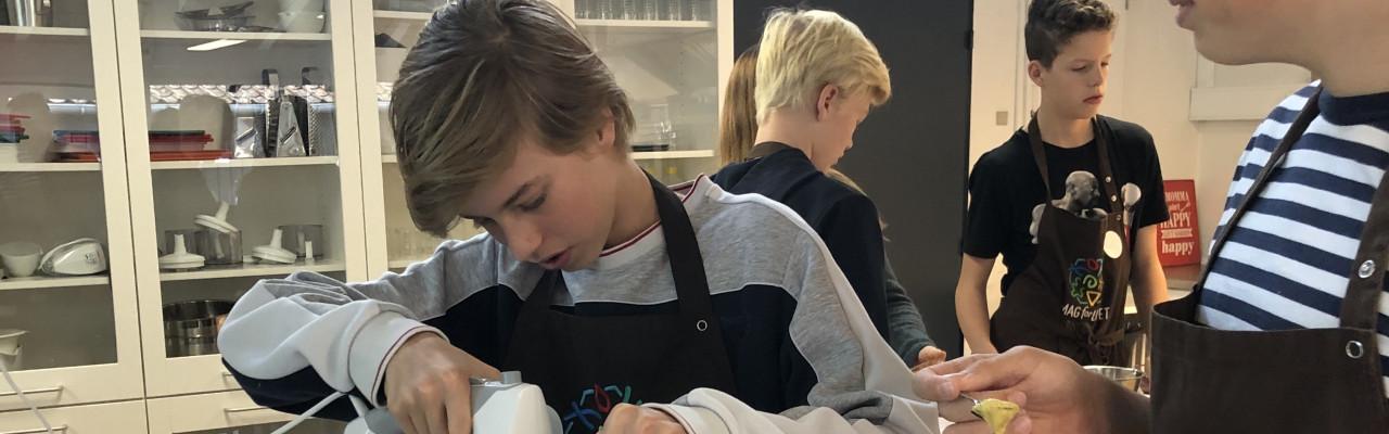 Eksperimenterende undervisning i GastroLab