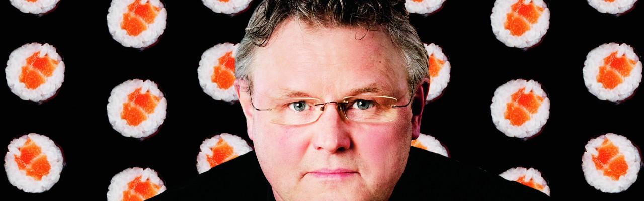 Ole G. Mouritsen har fordybet sig i det japanske køkken i en årrække. Foto: Jakob Carlsen