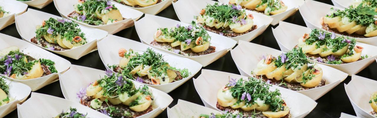 Opfattet kompleksitet er samspillet mellem smags- og duftnoterne i den mad, vi spiser. Foto: Julia Sick