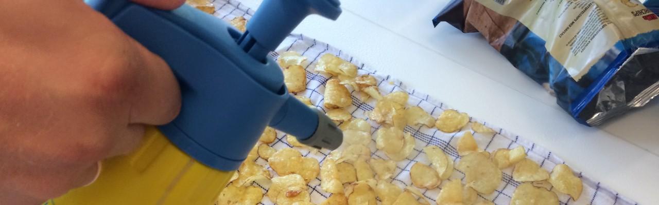 Bløde chips