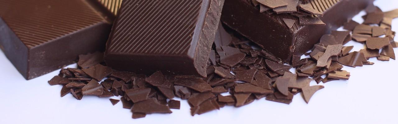 Chokolade.