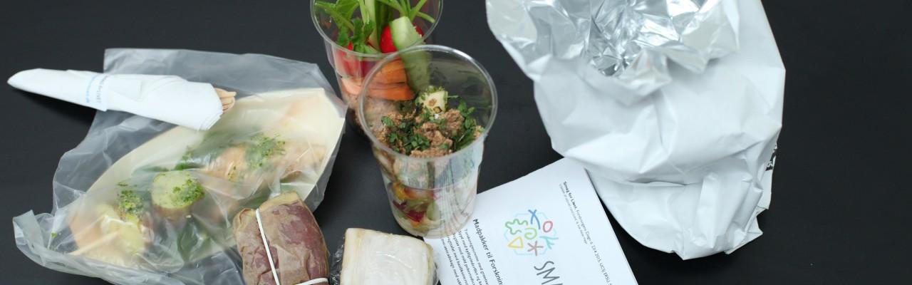 Frokost fra Taste - No Waste