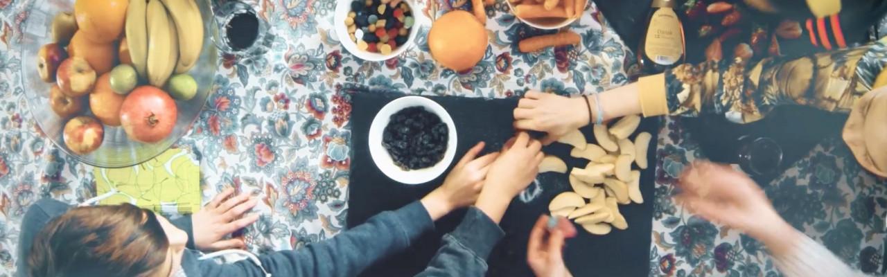 Vores begejstring for sød smag er medfødt. Foto fra filmen.